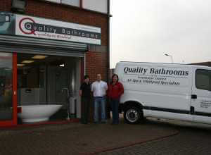 Bathroom Showroom Scunthorpe