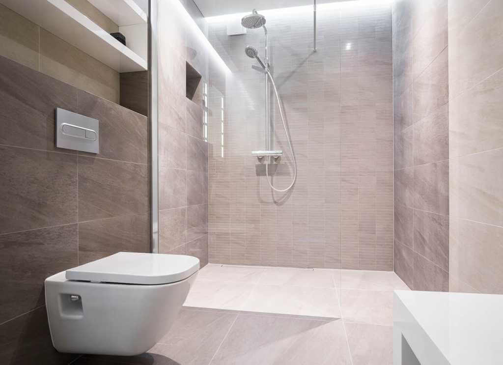 Wet Shower Room Design