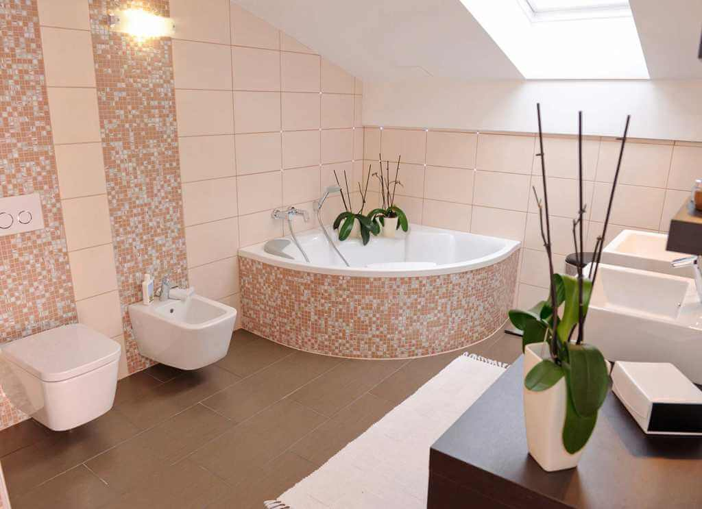 Bespoke furniture scunthorpe quality bathrooms of scunthorpe - Mosaikfliesen im bad ...