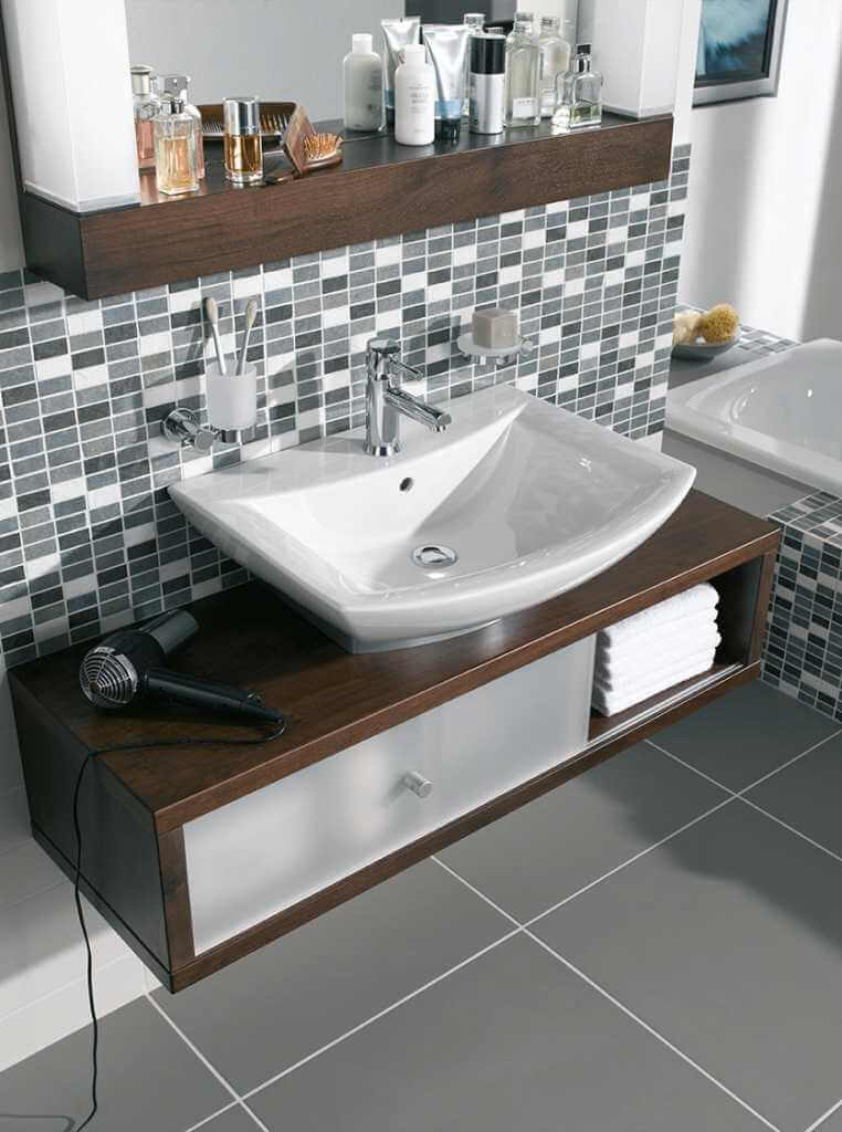 Quailty Bathroom Vanity Units in Scunthorpe