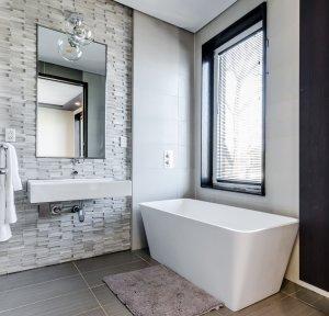 average bathtub