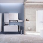 What types of bathroom furniture are popular?